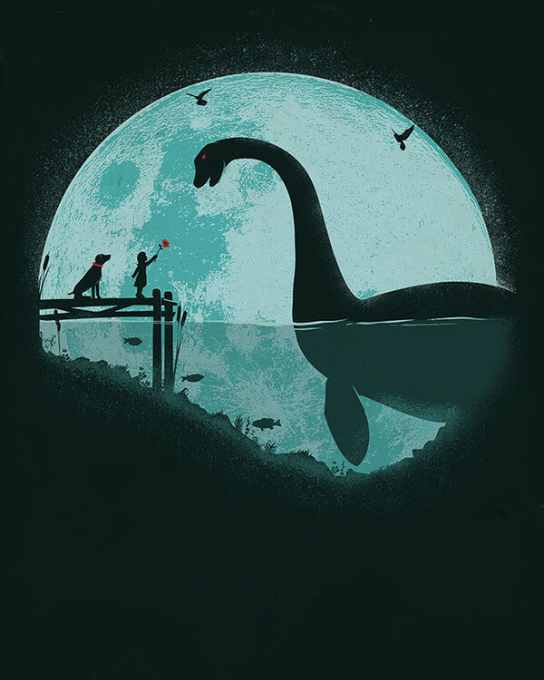 Jay Fleck illustrations 9