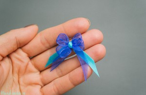 how to make a tiny bow 10
