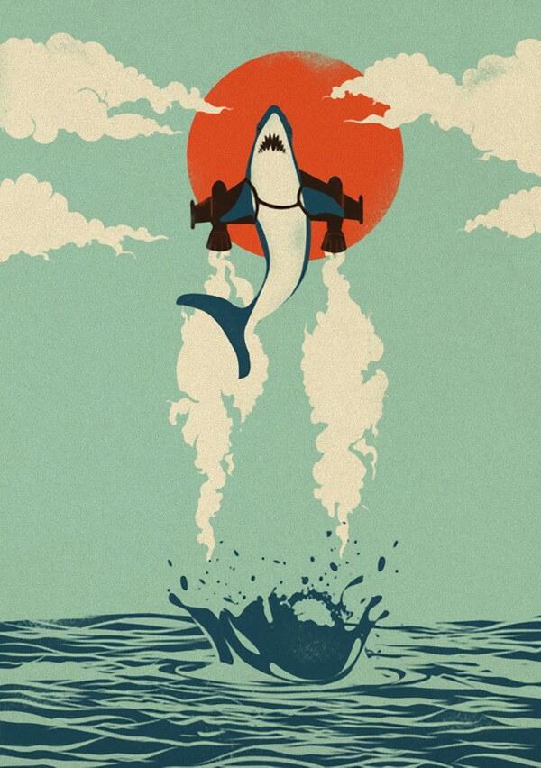 Jay Fleck illustrations 11