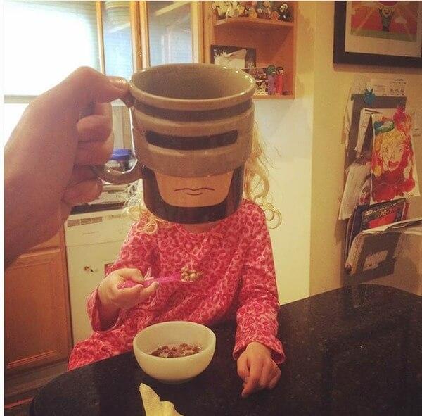 Breakfast Mugshot Series 1