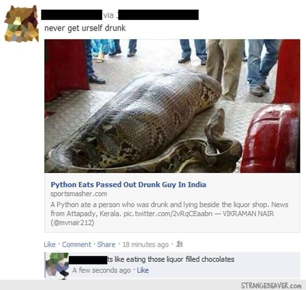 hilarious Facebook fails 9