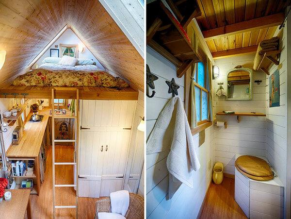 Дизайн маленьких домов