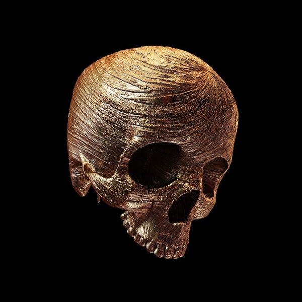 decorated skulls 7