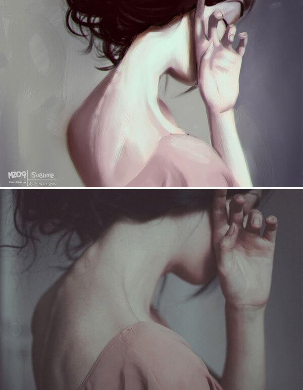artist turns photos into fun illustrations 9