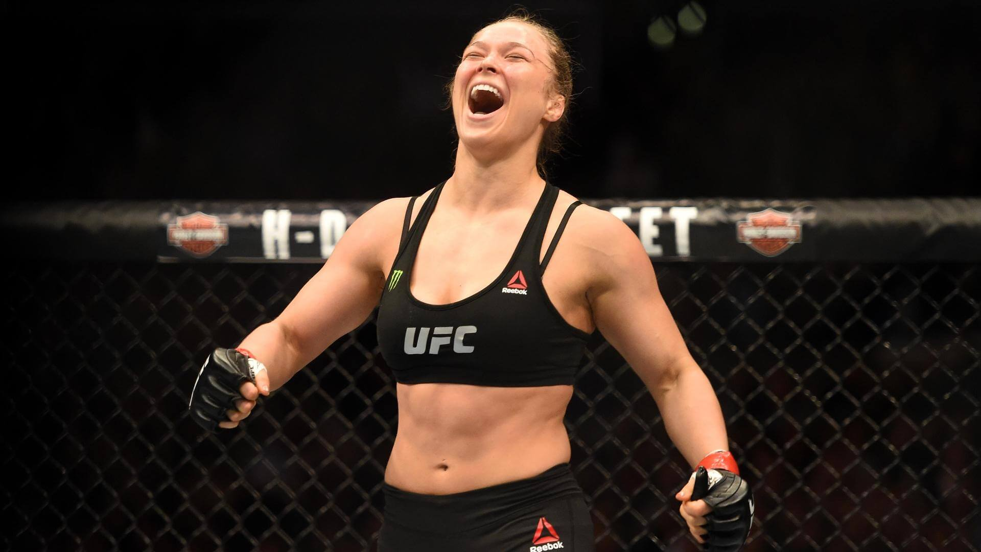 ronda rousy beating in 30 seconds or less 3