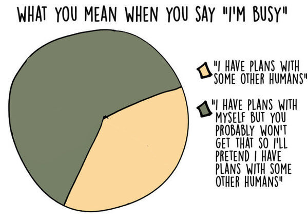 17 Graphs That Are Way Too Real For Introverts 13