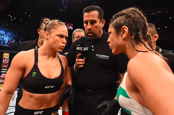 ronda rousy beating in 30 seconds or less 2