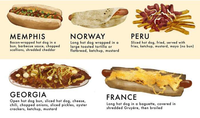 awesome hotdogs around the world 6