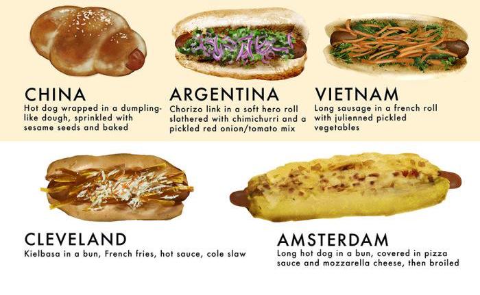 awesome hotdogs around the world 7