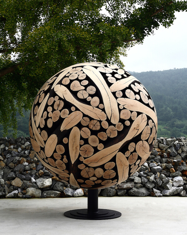 jae hyo lee amazing wood sculptures 1