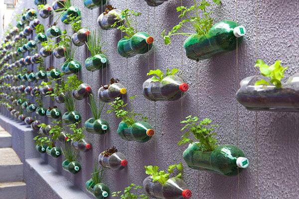 creative ways to reuse plastic bottles 3