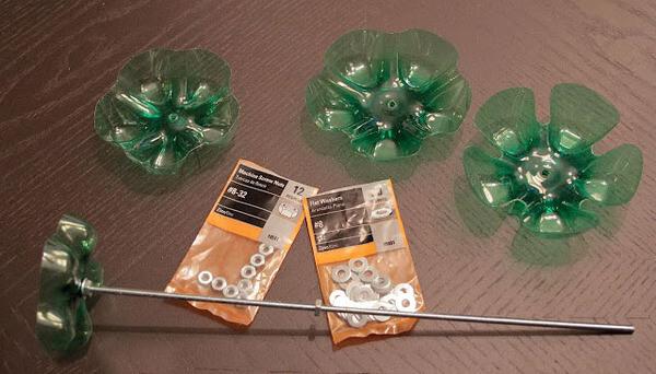 creative ways to reuse plastic bottles 14
