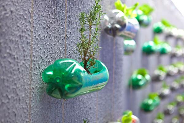 creative ways to reuse plastic bottles 4