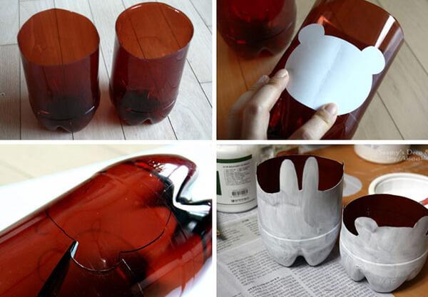creative ways to reuse plastic bottles 25