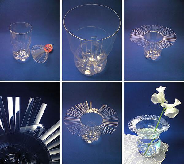 creative ways to reuse plastic bottles 27