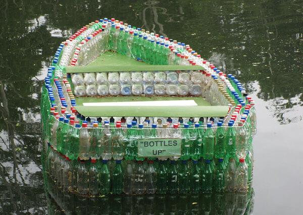 creative ways to reuse plastic bottles 35