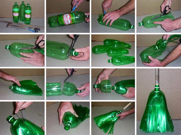 creative ways to reuse plastic bottles 7