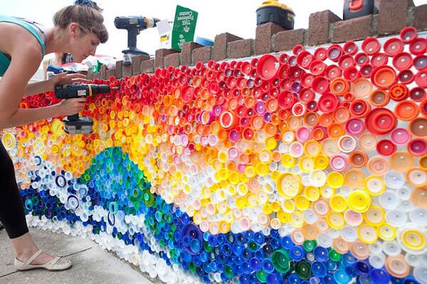 creative ways to reuse plastic bottles 8