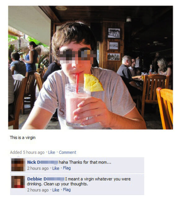 hilarious Facebook fails 11