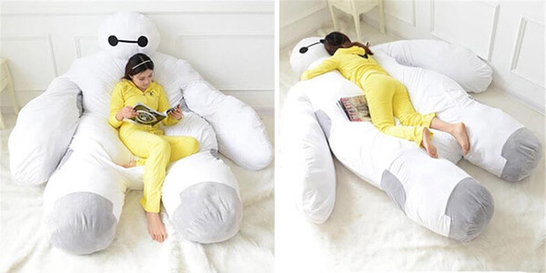 baymax bed by dena 2