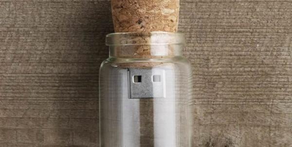 21st century bottle letter 6