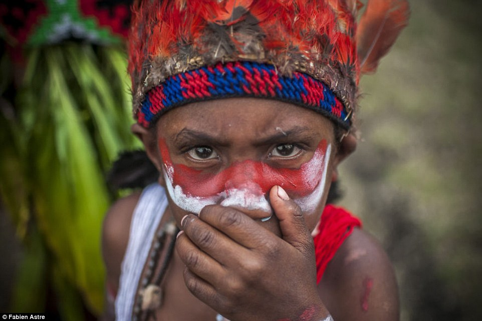 Stunning pictures from Goroka Festival 2