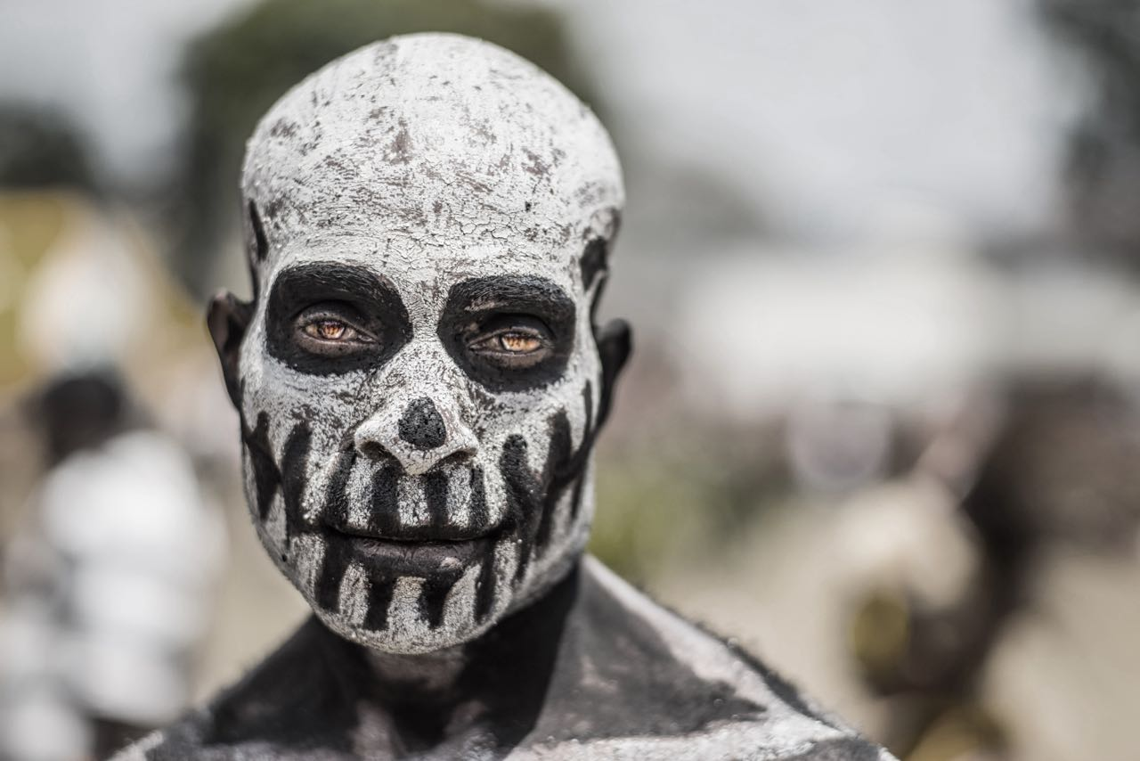 Stunning pictures from Goroka Festival