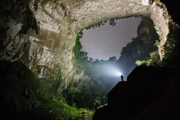 Hang Son Doong cave in Vietnam 1