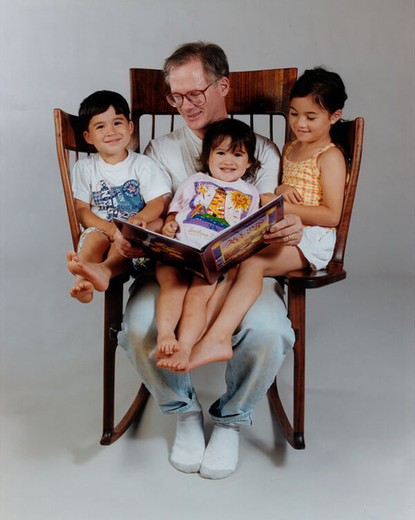 triple rocking chair 4
