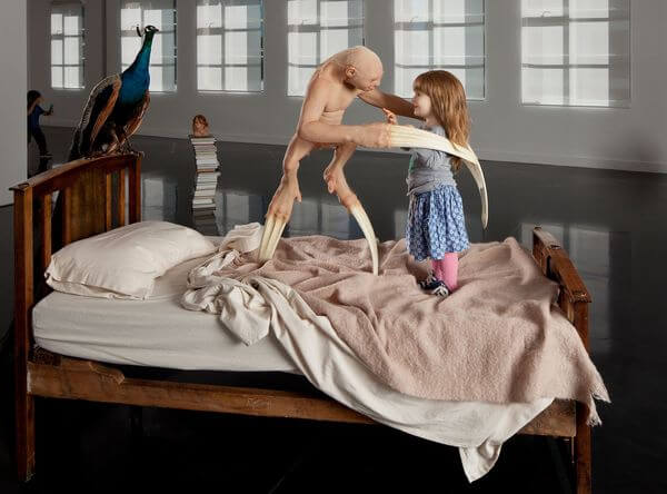 Sculptures by Piccinini 4
