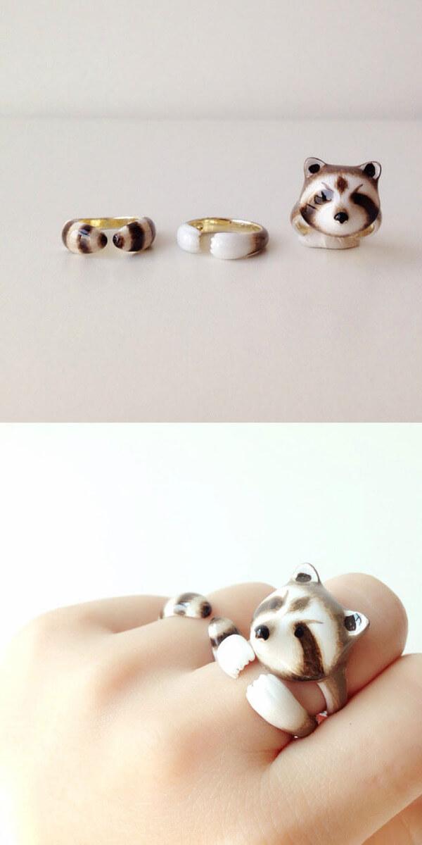 adorable animal rings 2