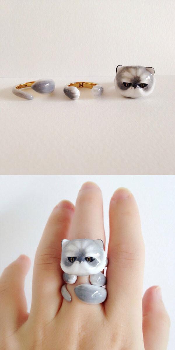 adorable animal rings 3