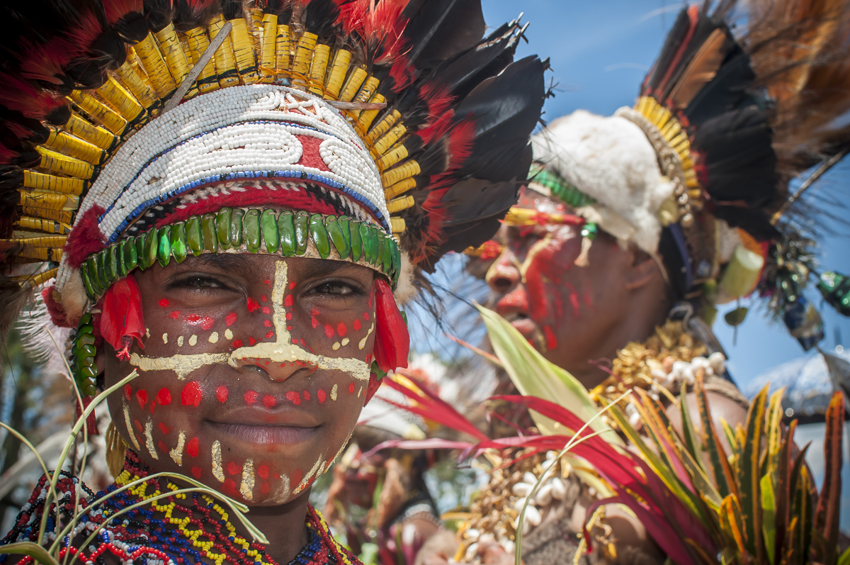 Stunning pictures from Goroka Festival 7