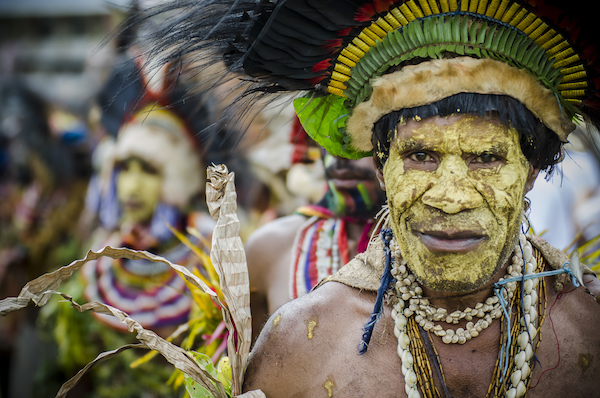 Stunning pictures from Goroka Festival 13