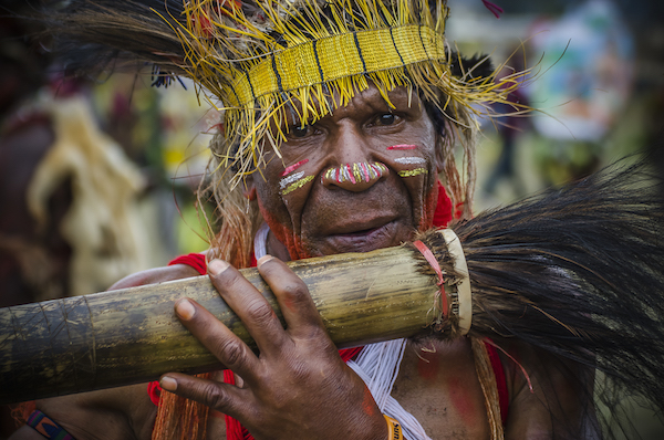 Stunning pictures from Goroka Festival 14