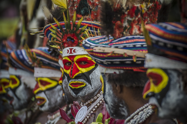 Stunning pictures from Goroka Festival 15