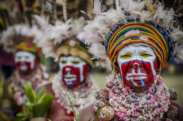 Stunning pictures from Goroka Festival 16