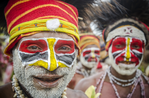 Stunning pictures from Goroka Festival 19