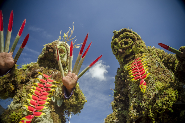 Stunning pictures from Goroka Festival 20