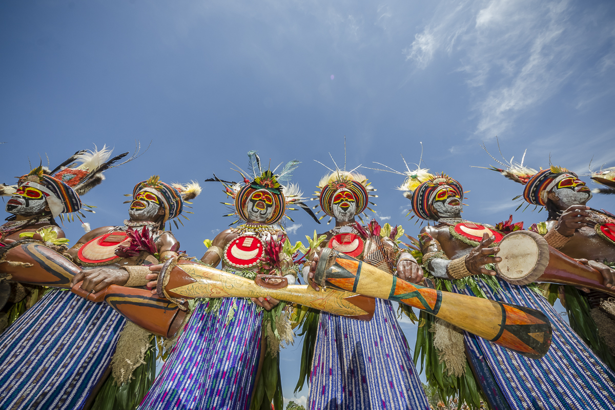 Stunning pictures from Goroka Festival 10