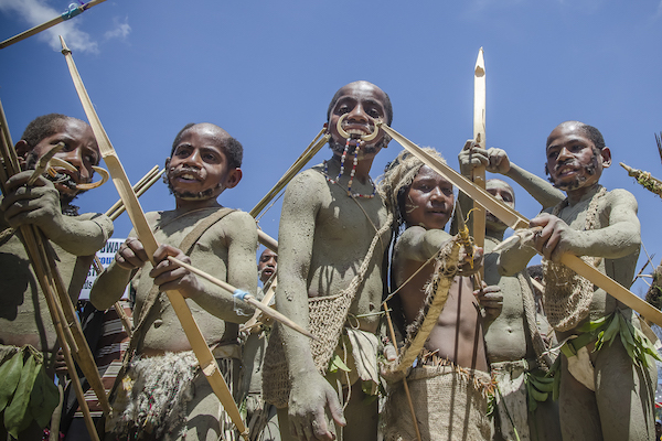 Stunning pictures from Goroka Festival 11