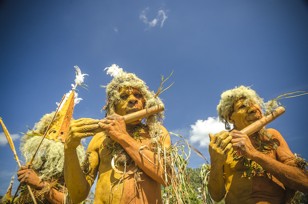Stunning pictures from Goroka Festival 12