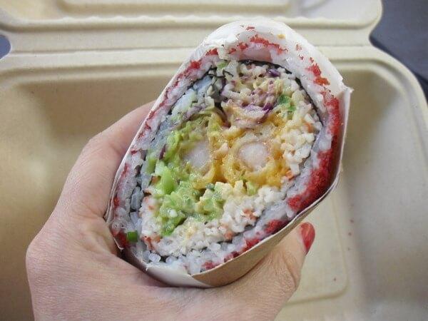 sushi burritos 2