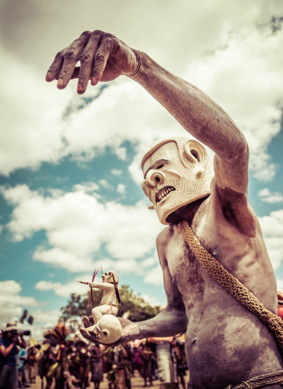 Stunning pictures from Goroka Festival 23