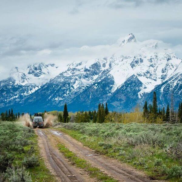 Traveling across north america 28