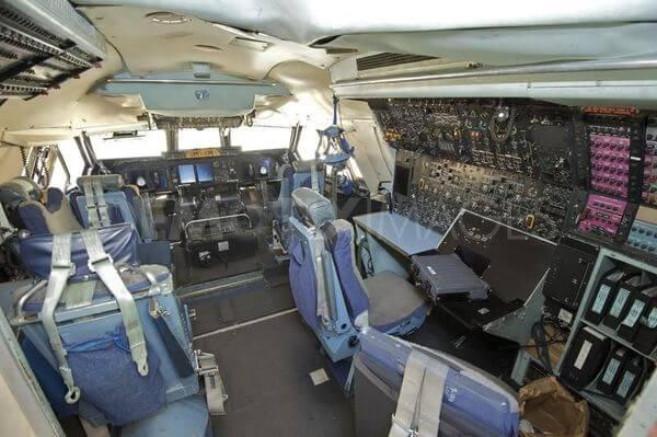 C-5 Galaxy plane 12