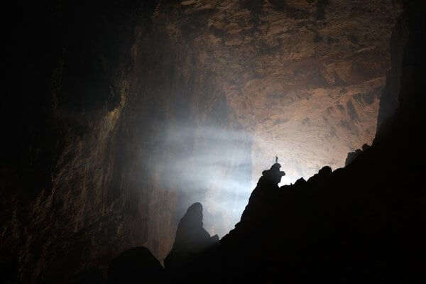 Hang Son Doong cave in Vietnam 7