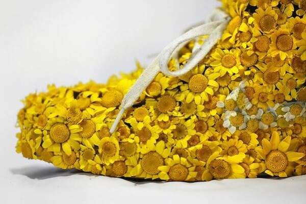 sneakers turned into blossoming gardens 20