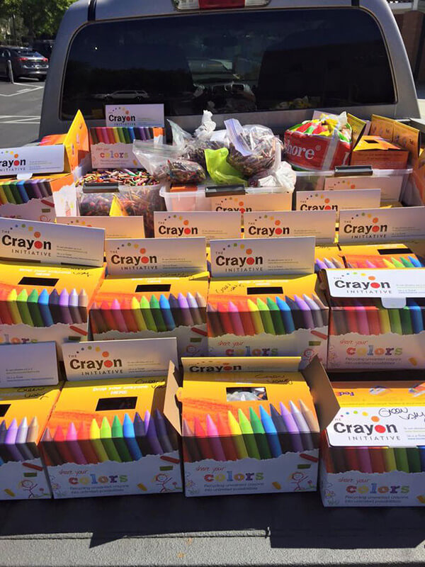 recycling crayons for kids 7