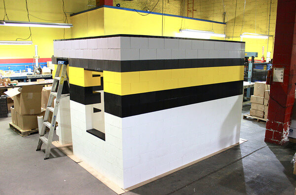 Oversized Modular Lego Bricks 4